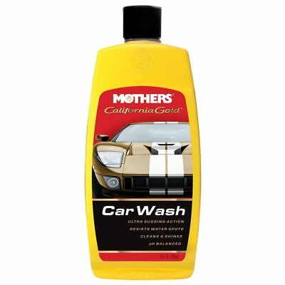Mothers California Gold Car Wash 473ml 655600 Free Shipping!