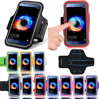 Fancy Sports Armband For Huawei Honor 8 Adjustable Running Jogging Exercise Case