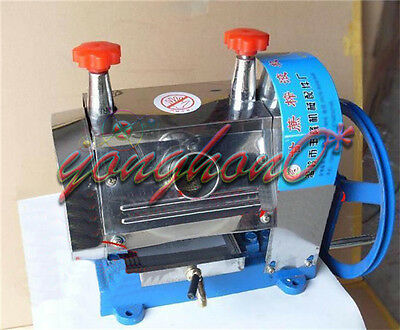 Manual Commercial Sugar Cane Ginger Press Juicer Juice Machine