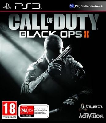 Call of Duty Black Ops 2 II PS3 Playstation 3 Brand New Sealed
