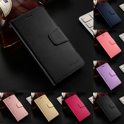 For Xiaomi Redmi 7 Note 7 4 5A Prime PU Leather Flip Wallet Magnetic Case Cover