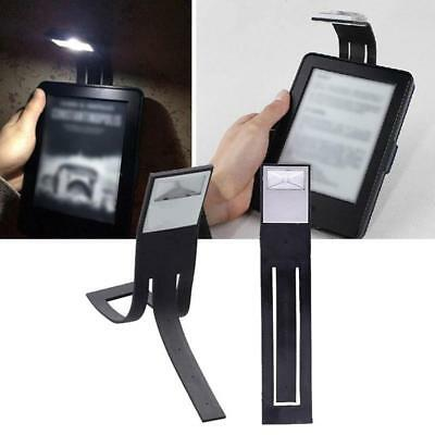 For Reader Kindle Folding LED Portable Flexible Lamp Clip On Reading eBook Light