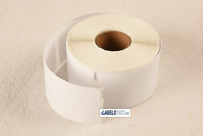 30321 Large Address Labels for Dymo® LabelWriters 400 450 Twin Turbo - 2 Rolls