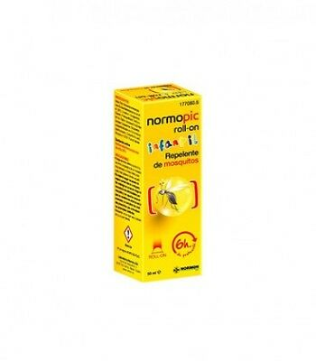 Normopic Roll-On Infantil 50 Ml