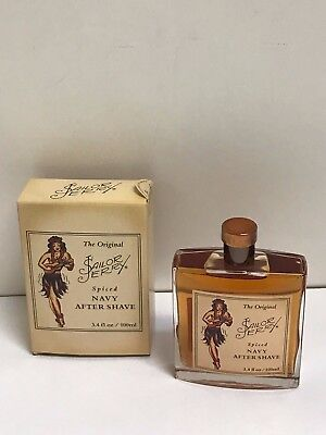 The Original Sailor Jerry Spiced Navy After Shave 3.4 fl oz