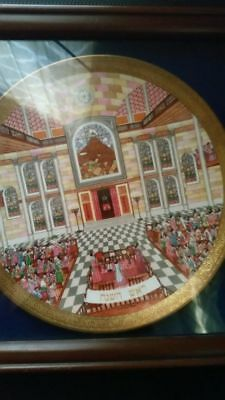 """Royal Doulton """"Celebration of Faith"""" Collection by James Woods """"Rosh Hashanah"""""""