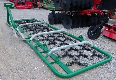 New 3 Point  13 Ft Harrow &  Arena Tool-- OUR CHEAP SHIPPING WILL AMAZE YOU !!