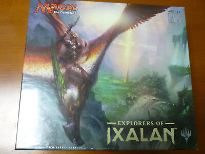 Magic the Gathering: EXPLORERS OF IXALAN (OVP)  - Englisch