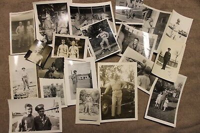 Original WW2 Lot of U.S. Marine Corps Related Photographs, 20 Total
