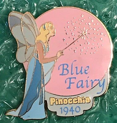 Disney DS - Countdown to the Millennium Series #31 (Pinocchio Blue Fairy) Pin