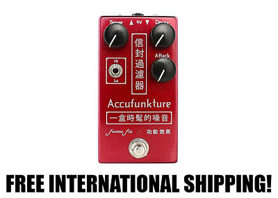 Function f(x) Accufunkture Auto-Wah Envelope Filter FREE INTERNATIONAL SHIPPING