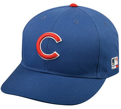 Chicago Cubs Home Replica Baseball Cap Adjustable Youth or Adult Hat