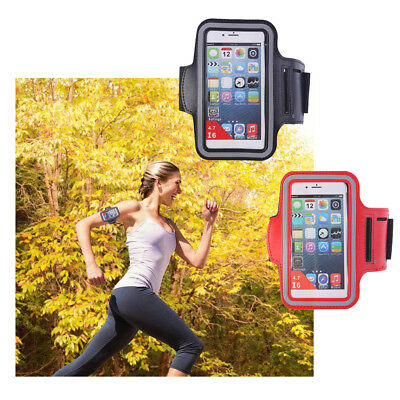 Jogging Gym Armband Sports Running Arm Band Case Cover Bag For Apple iPhone 7 MU