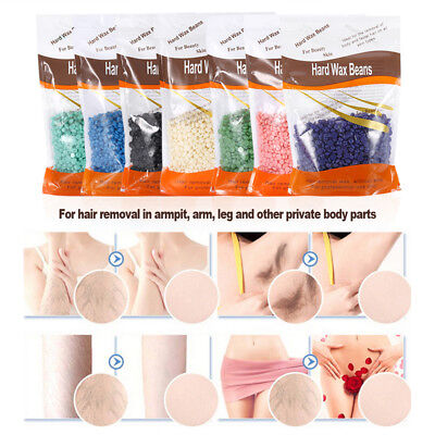 Painless Hair Removal No Strips 300g Multi Depilatory Pearl Hard Wax Beans Beads