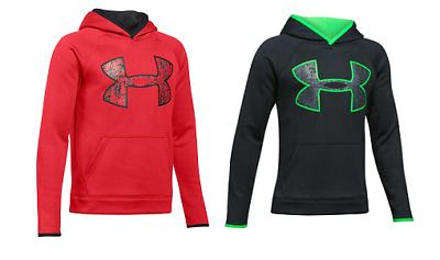 Under Armour Jungen Hoodie Armour® Fleece Kapuzenpullover (1299342) - NEUWARE!