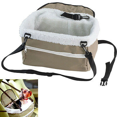 Portable Pet Dog Car Seat Carrier Cover Travel Safety Hammock Cat Bed Basket YR