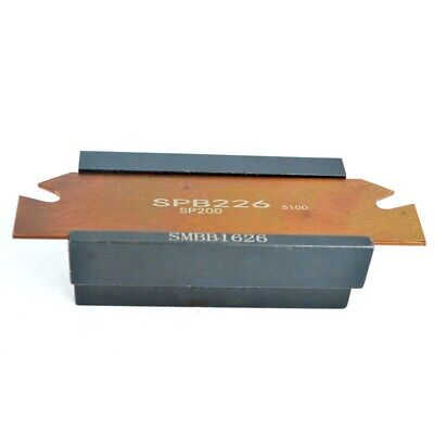 SMBB1626 + SPB26-2 Grooving broad Grooving cut-off cutter SMBB for SPB26-*