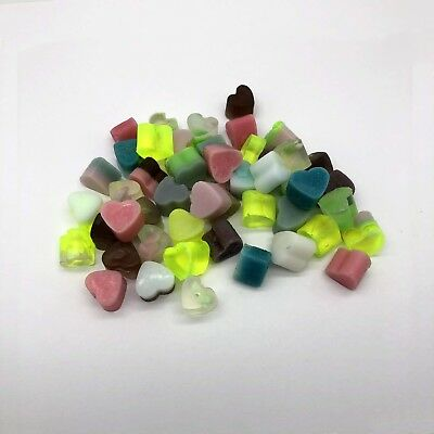 Random Mini Italian Heart SOAPS Wedding Party Birthday Celebration Gift Deco UK