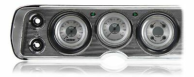 1964 - 1965 Chevy Chevelle Direct Fit Gauge All American CV64AW