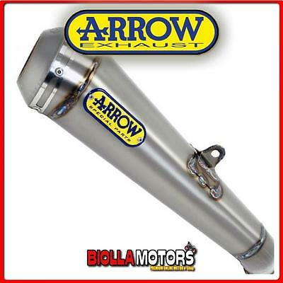 71659PRI TERMINALE ARROW PRO-RACE YAMAHA XJ6 Diversion 2012 NICHROM/INOX