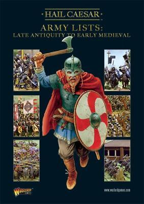 Army Lists Late Antiquity To Early Medieval - Warlord Games - Hail Caesar