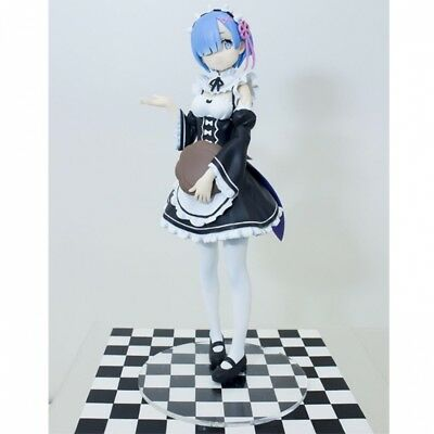 FIGURE RE: ZERO STARTING LIFE IN ANOTHER WORLD Rem 17cm MAID COSPLAY HENTAI #2