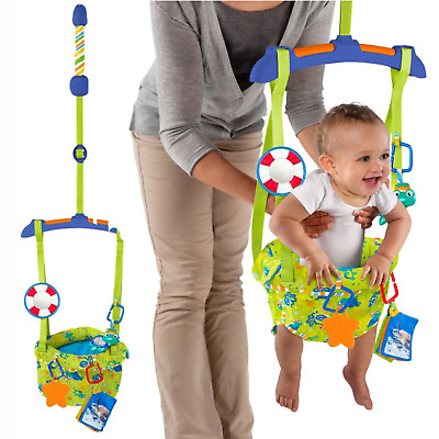 Baby Door Jumper Activity Bouncer Doorway Swing Toddler Infant Seat Exercise