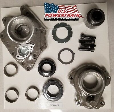 Trailblazer, Envoy, Rainier, Bravada AWD front axle disconnect assembly - NEW