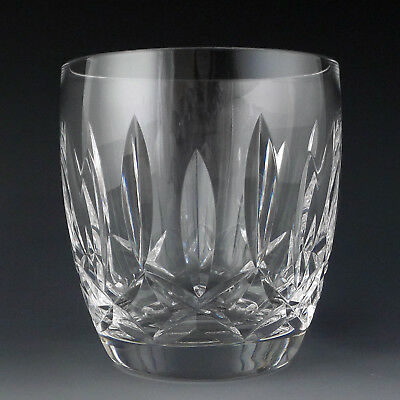 "Waterford Crystal KILDARE Old Fashioned Tumbler Rocks 9 Ounce 3 5/16"" Mint Cond."