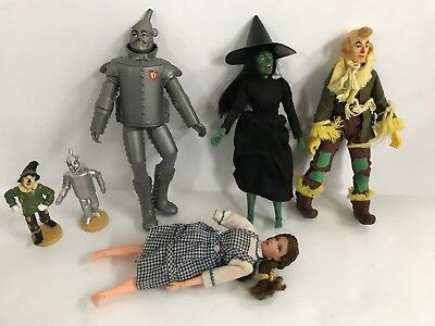 Vintage Mego Wizard Of Oz Lot Of 6   Figures Very Nice