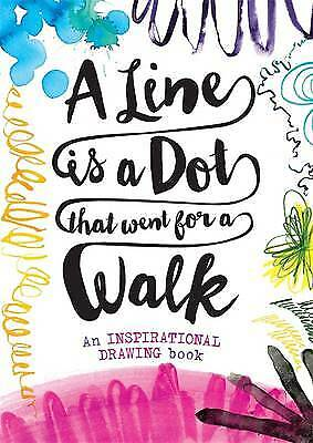 A Line is a Dot That Went for a Walk (Drawing), Fernihough, Jo, New