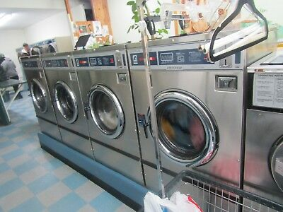 Lot of 27 Used Dexter - Wascomat Washers