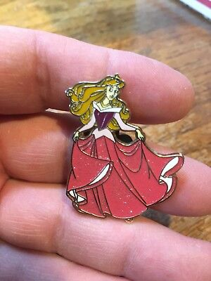 Disney Pin - Redhead in a Red Dress