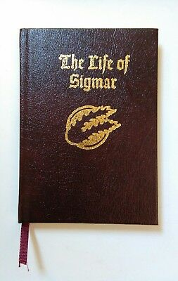 The Life of Sigmar