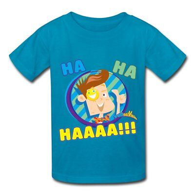 FUNnel Vision Ha Ha Haaa Kids' T-Shirt by Spreadshirt™