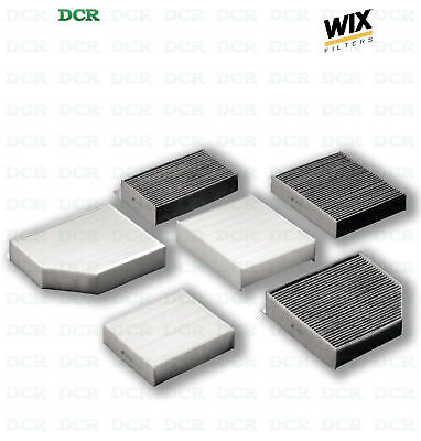Filtro, Aria abitacolo  WIX FILTERS WP6848 FORD SEAT VW