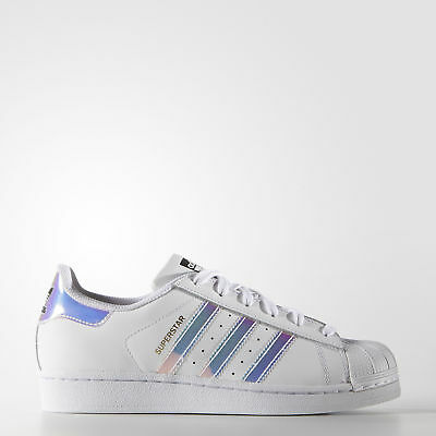 adidas SUPERSTAR J Kids' White