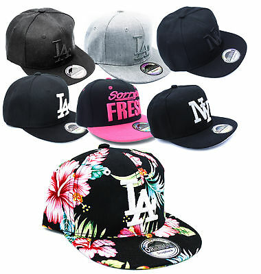 Cappy Cap Kinder klein Basecap Kids Kappe Snapback Prince Princess New York