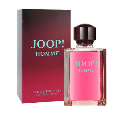 Joop Homme Eau De Toilette Edt Spray 200 Ml