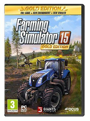 Farming Simulator 15 - Gold - PC Giochi per PC e Mac GIOCO ITA