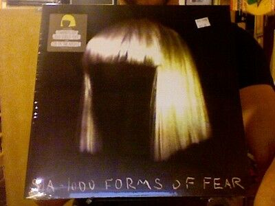 Sia 1000 Forms of Fear LP sealed vinyl