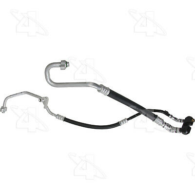 A/C Refrigerant Discharge / Suction Hose Assembly fits 03-07 F-350 Super Duty