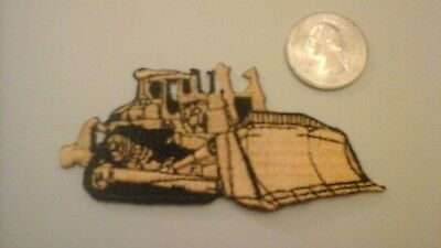 Cat High Track Bulldozer  Patch -Small  - New