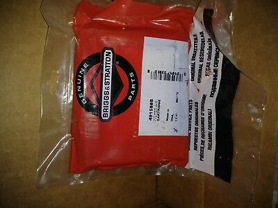 Genuine Briggs & Stratton 491588S Air Filter