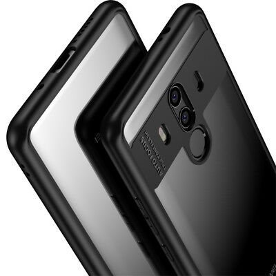 For Huawei Mate 10 Pro/P10 Lite Luxury Slim Clear Hybrid Shockproof Case Cover