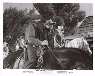 "Buster Crabbe ""Gunfighters Of Abilene"" 1959 Vintage Movie Still"