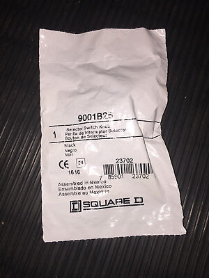 New 9001B25 Schneider Electric Selector Switch