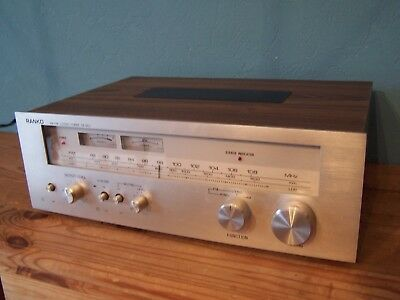 RANKO TR-601 High End HiFi AM/FM Stereo-Tuner der Oberklasse, Vintage