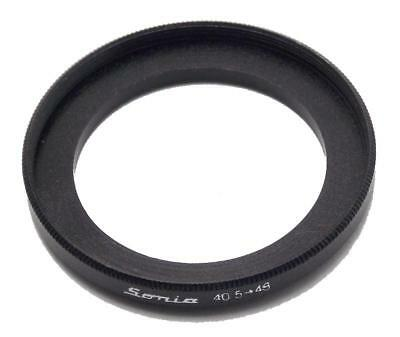 Metal Step up ring 40.5mm to 49mm 40.5-49 Sonia New Adapter