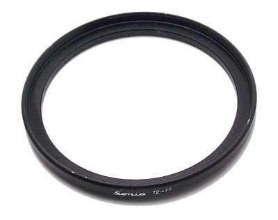 Metal Step up ring 72mm to 77mm 72-77 Sonia New Adapter